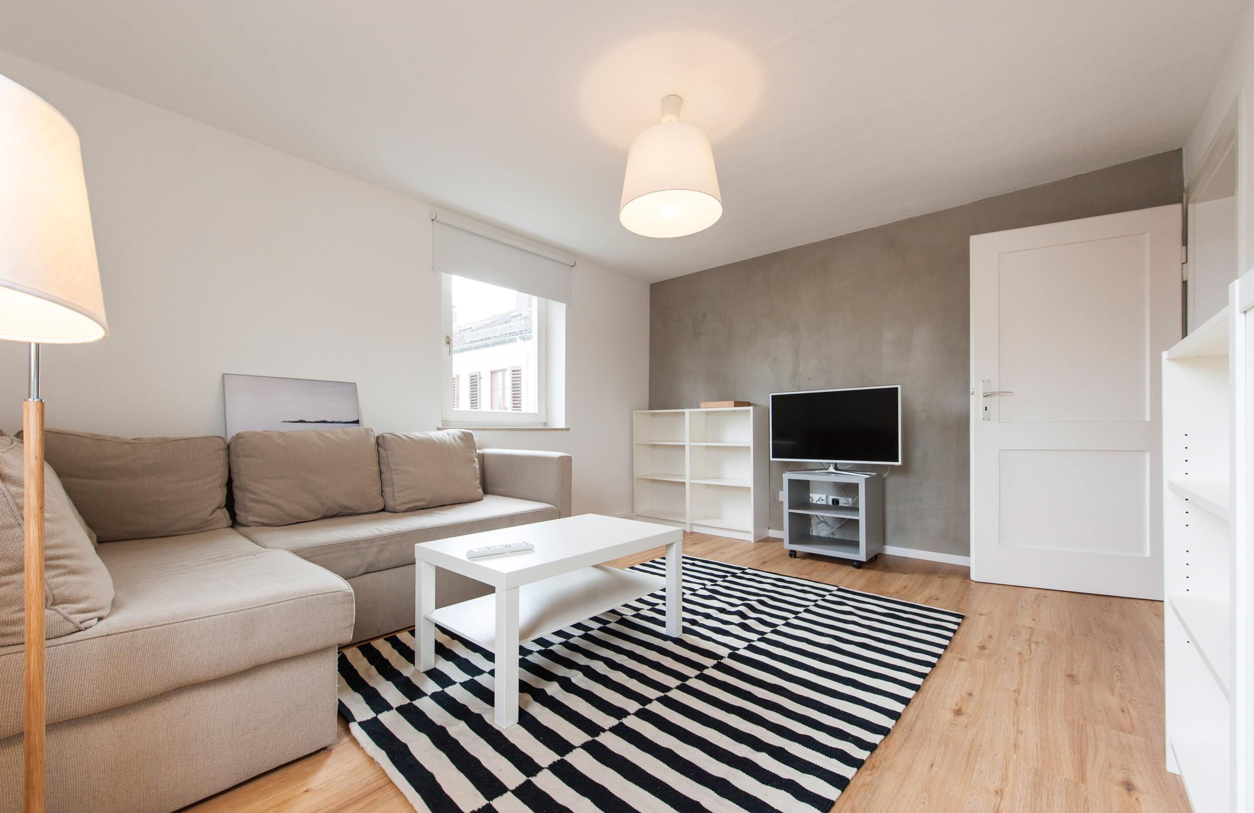 Möblierte Wohnung mit Blick über die Stadt Bayreuth mieten - Hej